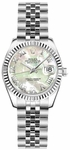 Rolex Lady-Datejust 26 Pearl Watch 179174