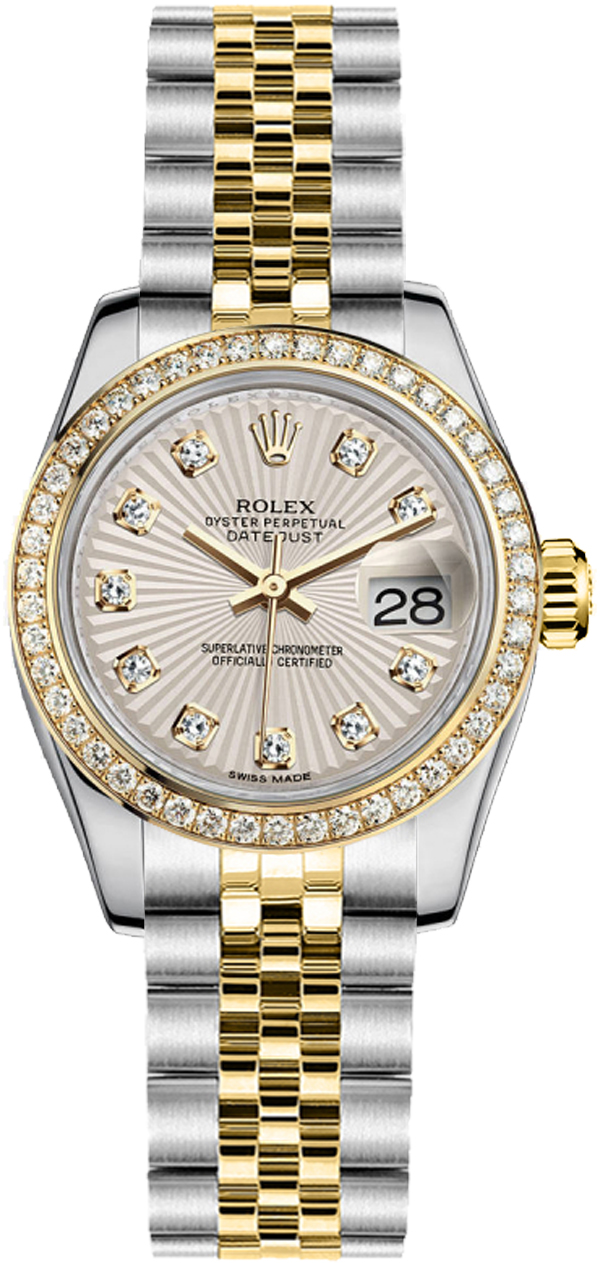 Rolex Lady-Datejust 26 179383