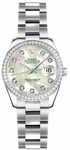 Rolex Lady-Datejust 26 Oystersteel Women's Watch 179384