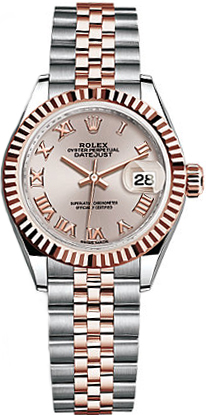 Rolex Datejust 28mm Jubilee Bracelet Watch 279171