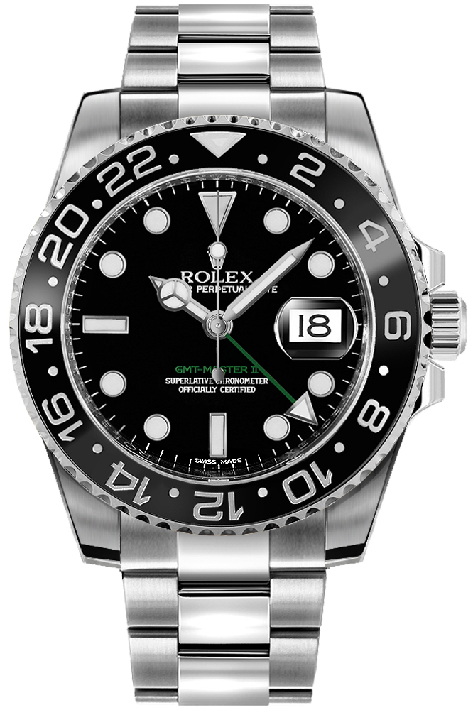 Rolex gmt master two 116710 for Rolex gmt master