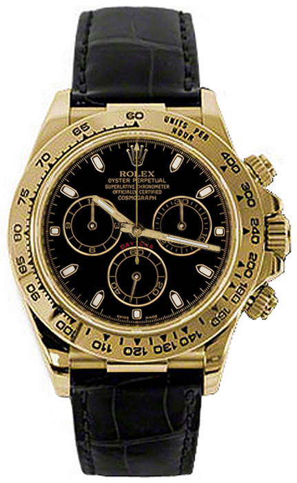 116518 Rolex Oyster Perpetual Cosmograph Daytona Gold