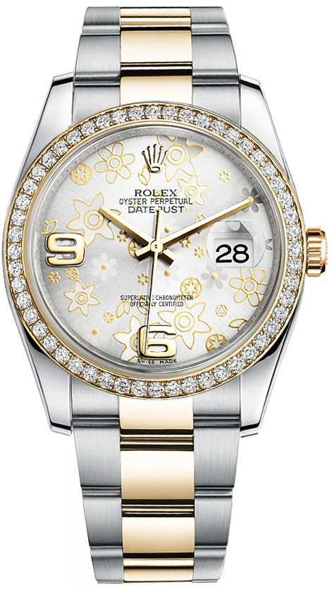 Rolex Datejust 36 Women's Oystersteel Watch 116243