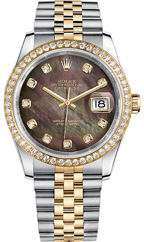 Rolex Datejust 36 Women's Watch 116243