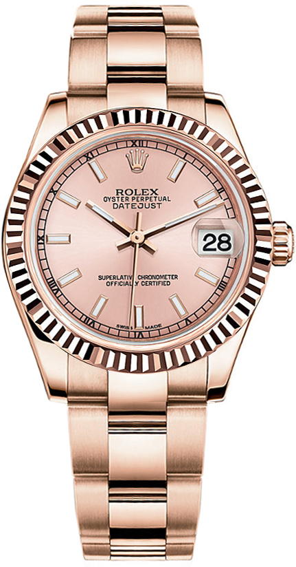 rolex oyster perpetual datejust rose gold ladies price. Black Bedroom Furniture Sets. Home Design Ideas