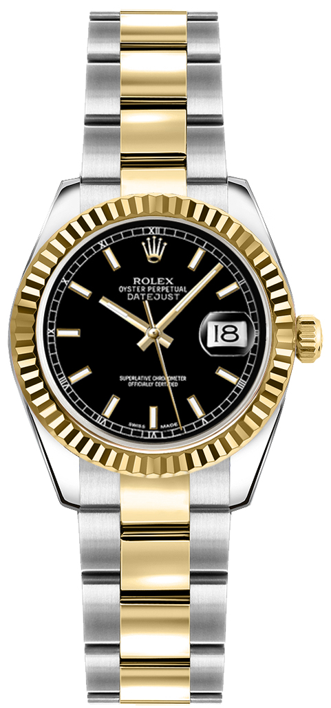 Rolex Lady-Datejust 26 Women's 179173