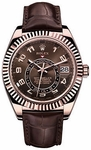 Rolex Sky-Dweller Men's Watch 326135