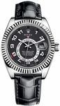 Rolex Sky-Dweller Men's Watch 326139