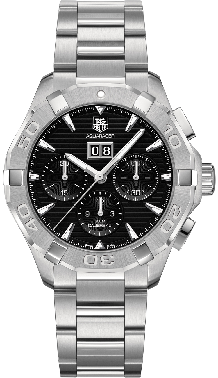 Cay211z ba0926 tag heuer aquaracer 43mm mens luxury watch sale for The tag heuer aquaracer