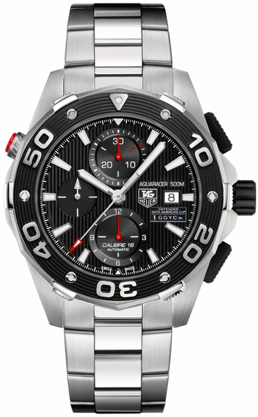 TAG Heuer Aquaracer Limited Edition GGYC Defender CAJ2112.BA0872