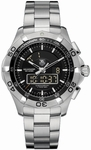 TAG HEUER AQUARACER MENS CHRONOTIMER
