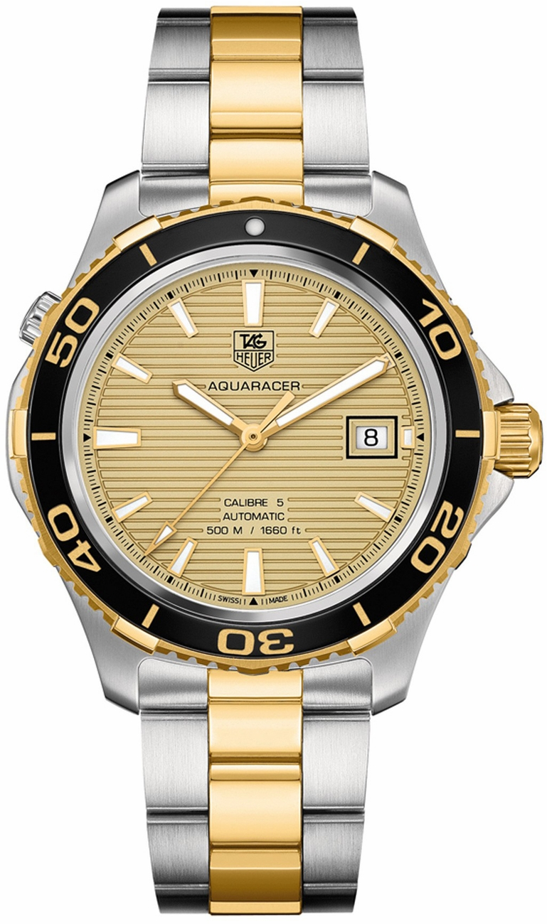Wak2121 bb0835 tag heuer aquaracer cal 5 500m mens automatic watch for The tag heuer aquaracer