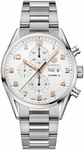 TAG HEUER CARRERA AUTOMATIC CHRONOGRAPH DAY DATE 43MM