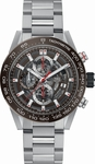 TAG HEUER CARRERA CALIBER HEUER 01 AUTOMATIC CHRONOGRAPH 43MM