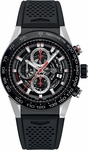 TAG HEUER CARRERA CALIBER HEUER 01 AUTOMATIC CHRONOGRAPH 45MM