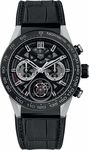 TAG HEUER CARRERA CALIBER HEUER 02 AUTOMATIC CHRONOGRAPH 45MM