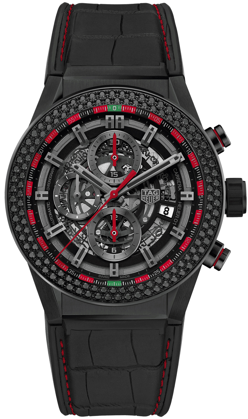 Retail Value Of Car >> CAR2A1E.FC6400 | TAG Heuer Las Vegas Limited Edition Watch
