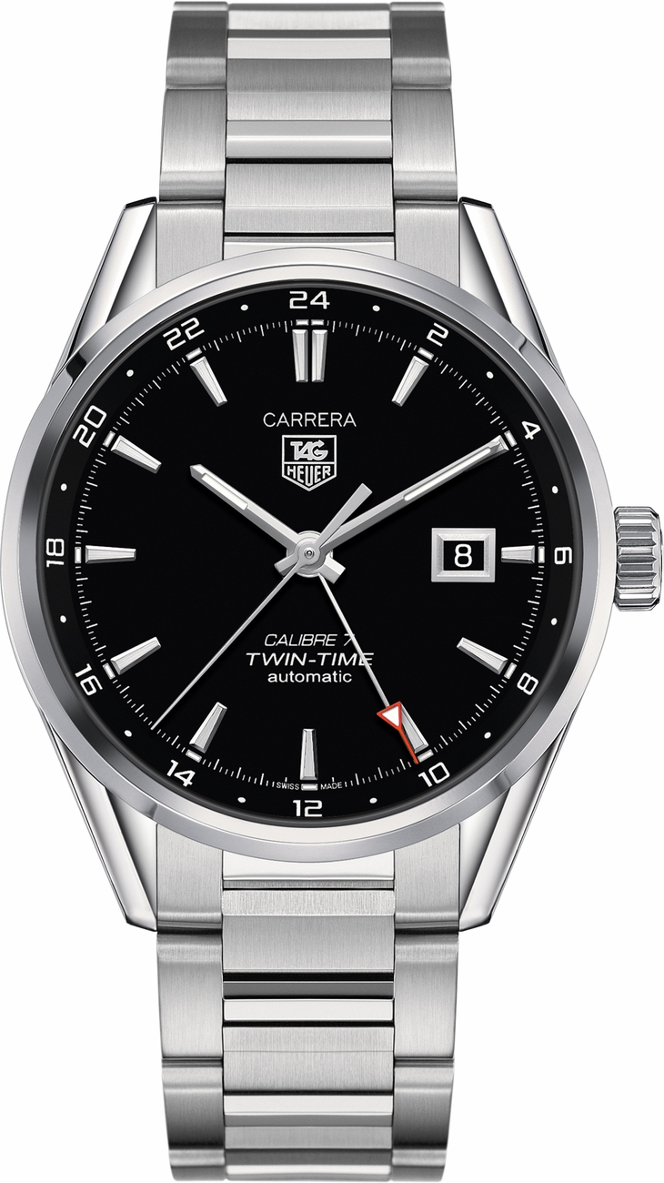 War2010 ba0723 tag heuer carrera automatic mens watch for Tag heuer automatic