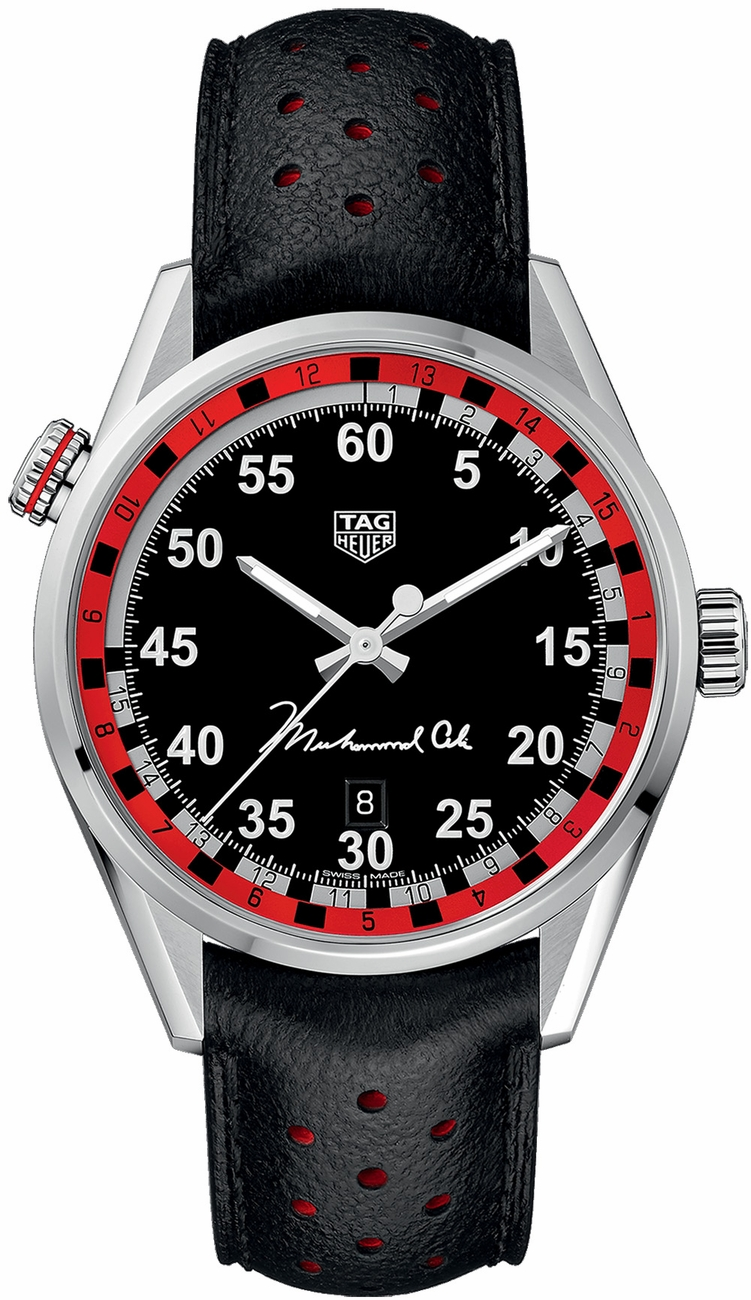 watch dial carerra men tag s watches heritage image black chronograph heuer mens silver carrera