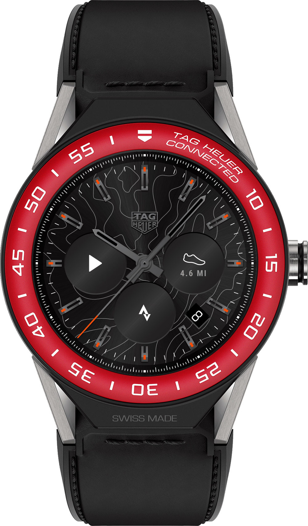 Image of TAG Heuer Connected SBF8A8015.11FT6079