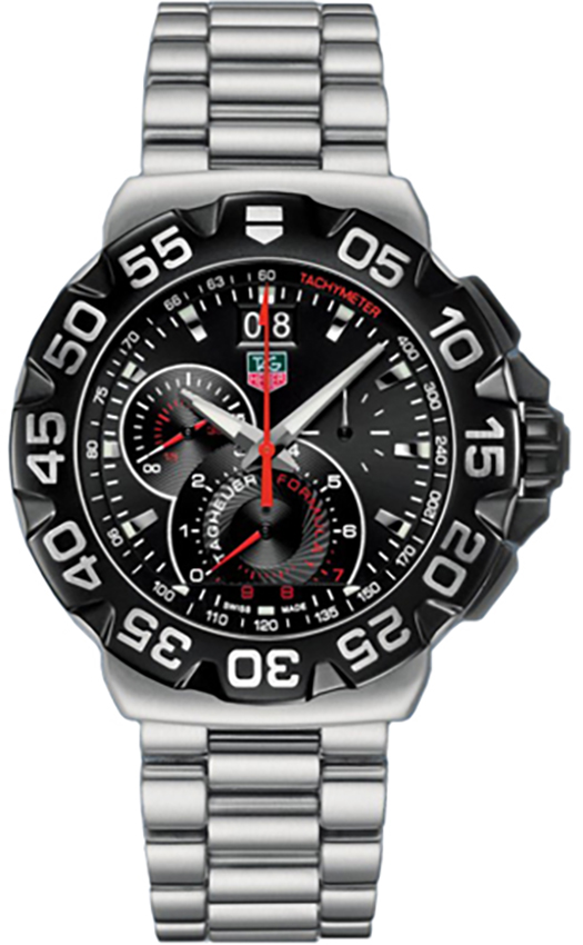 Tag Heuer Formula 1 Chronograph >> CAH1010.BA0860   Tag Heuer   AuthenticWatches.com