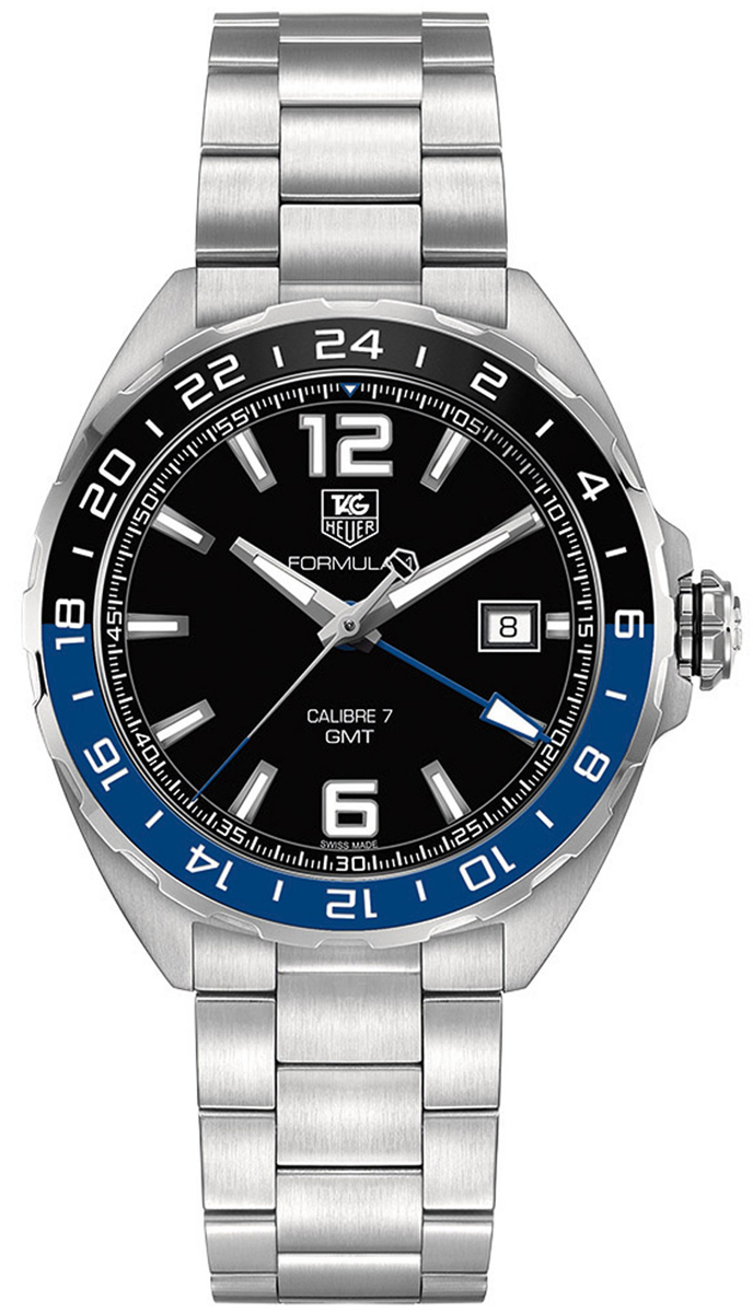 waz211a ba0875 tag heuer formula one mens automatic. Black Bedroom Furniture Sets. Home Design Ideas