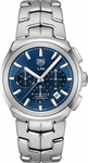TAG HEUER LINK CALIBRE 17 AUTOMATIC 41MM