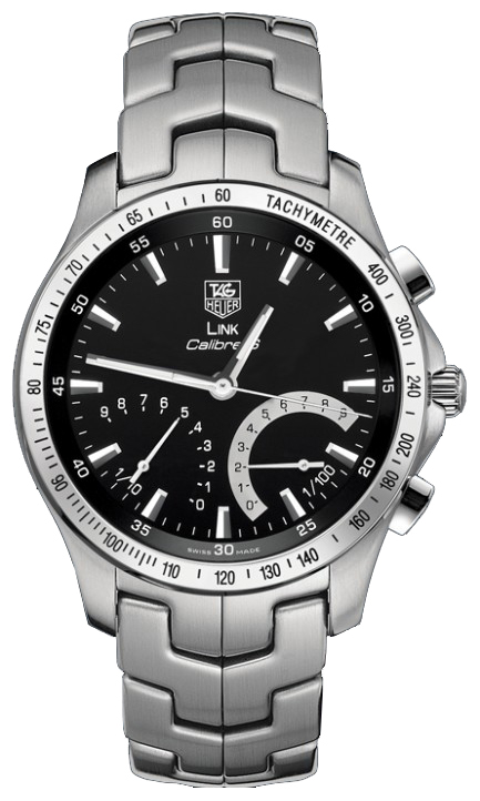 cjf7110 ba0592 tag heuer link calibre s electro mechanical watch rh authenticwatches com tag heuer link calibre 6 instructions tag heuer link calibre 16 instruction manual