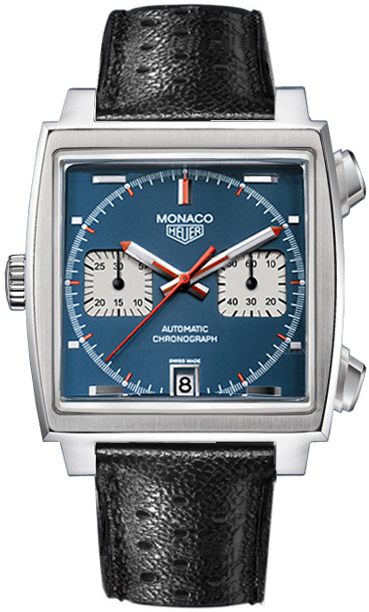 caw211a eb0026 tag heuer monaco limited edition steve mcqueen watch. Black Bedroom Furniture Sets. Home Design Ideas