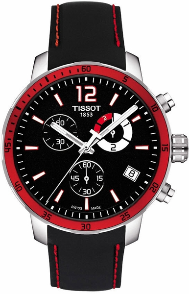 Tissot Quickster Chrono Football T095.449.17.057.01