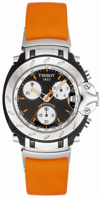 T0114171705101 Tissot T Race Mens Chronograph Racing Watch