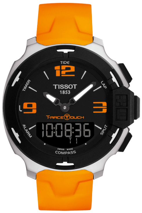 tissot t touch t race mens watch. Black Bedroom Furniture Sets. Home Design Ideas