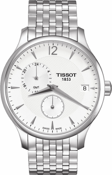 Tissot Tradition GMT T063.639.11.037.00