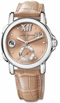 ULYSSE NARDIN DUAL TIME LADY SMALL SECOND