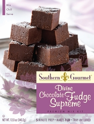 Chocolate Fudge Supreme Premium Mix (6-pk case)