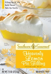Lemon Pie Filling Premium Mix (7.5 oz)