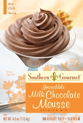 Milk Chocolate Mousse Premium Mix (4 oz)