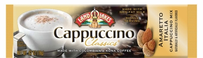 Land O Lakes® Amaretto Italia Cappuccino Stick 54 Count Case