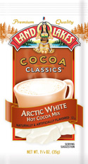 LAND O LAKES® Arctic White Cocoa Classics® 12 count box