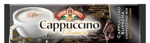 Land O Lakes® Cappuccino Suprema Cappuccino Stick 54 Count Case