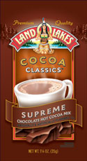 LAND O LAKES® Chocolate Supreme Cocoa Classics® 12 count box