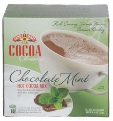 LAND O LAKES® Cocoa Single Serve - Mint 18 Cup Box