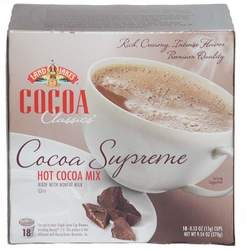 LAND O LAKES® Cocoa Single Serve - Supreme 18 Cup Box
