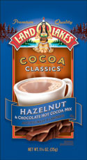 LAND O LAKES® Hazelnut Cocoa Classics® 12 count box
