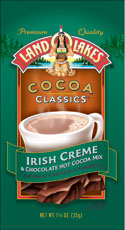 LAND O LAKES® Irish Cream Cocoa Classics® 12 count box