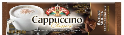 Land O Lakes® Suisse Mocha Cappuccino Stick 54 Count Case