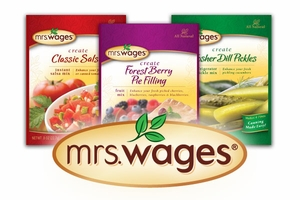 Mrs. Wages®