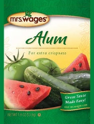 Mrs. Wages® Alum 12-pk Case