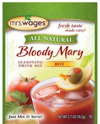 Mrs. Wages® Bloody Mary Mix – Hot Case