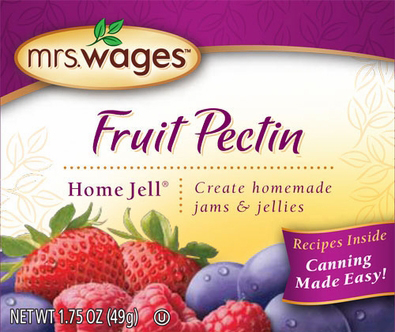 Mrs. Wages® Fruit Pectin Home Jell Case
